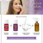 Aceites esenciales para la cara