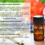 Aceites esenciales propiedades